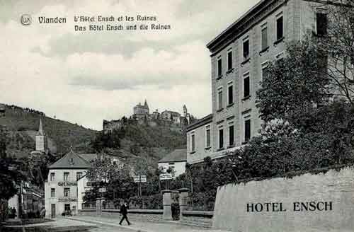 hotel Esch, Vianden