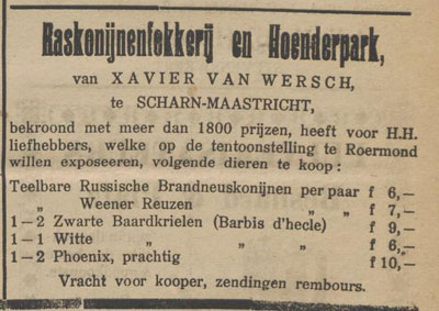 xavier Van Wersch