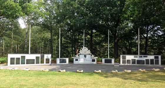 Limburgse Jagers monument