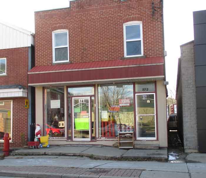 171, Main Street