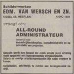 edmond van Wersch