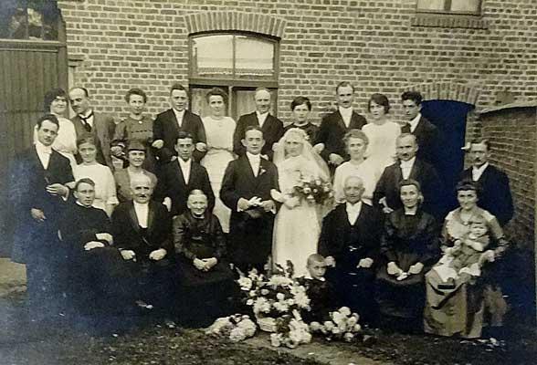 huwelijk Jacques Van Wersch