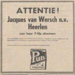 Jacques van wersch