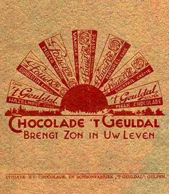 chocoladefabriek Geuldal