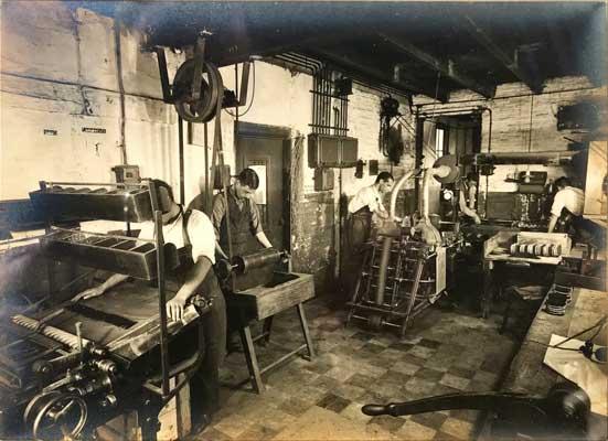 kwastenfabriek bataaf