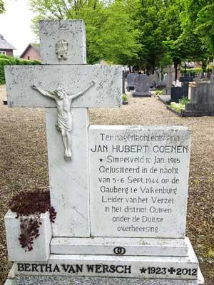grafsteen Sjeng Coenen
